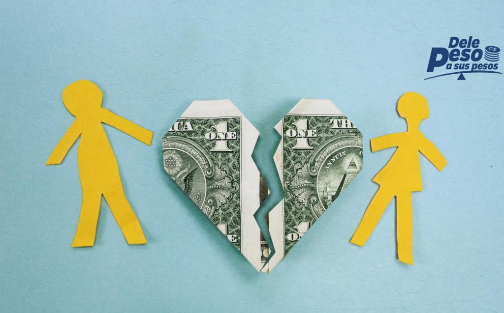 Problemas de pareja por dinero