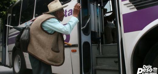 Adultos mayores en Nicaragua